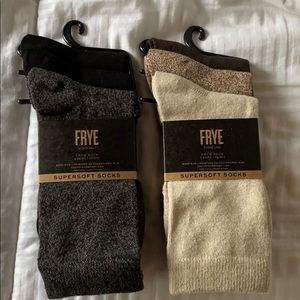 6 Pair-Frye Sock Bundle